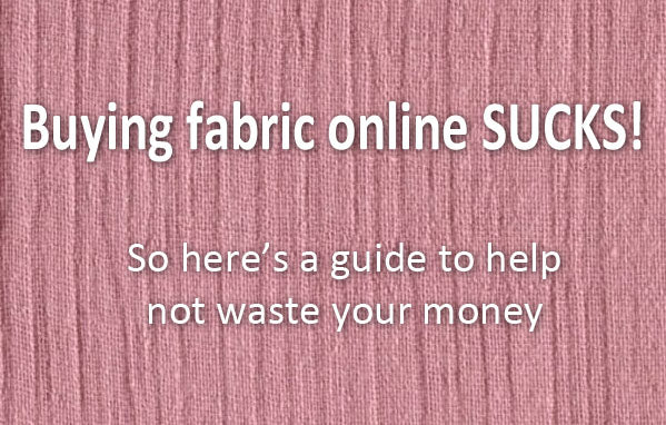 Materials Monday: Fabric Shopping Online for Doll Sewing