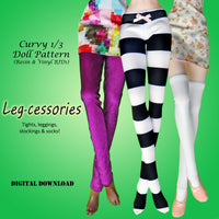 Leg-cessories: Tights, Leggings, socks