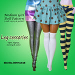Leg-cessories: tights, leggings & socks