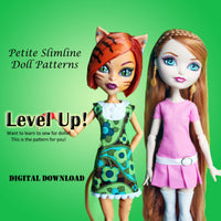 Petite Slimline Level Up!