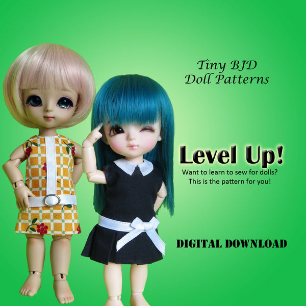Tiny BJD Level Up!
