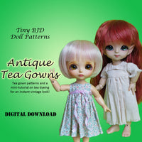 Tea Gowns
