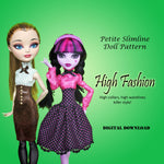 High Fashions: Blouse & Skirts