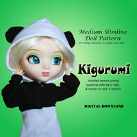 Kigurumi (Big Head)