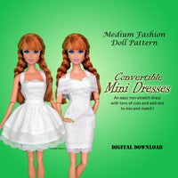Convertible Mini Dresses