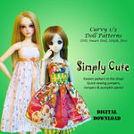 Simply Cute Easy Dresses