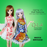 Qi-Loli Chinese Lolita Dress