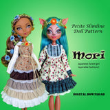 Mori: Forest Girl Dresses