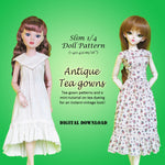 Antique & Vintage Tea Gowns