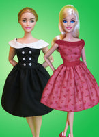 The Classics: Vintage Dresses for Modern Dolls