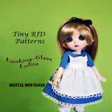 Looking Glass Lolita: Tiny Alice Dresses