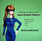 Super Stretch Superhero Costumes