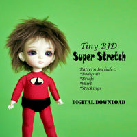 Super Stretch Superhero Costume for Boys & Girls