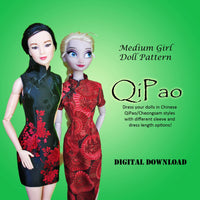 Traditional Chinese QiPao/Cheongsam Dress