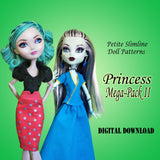 Princess Mega-Pack II