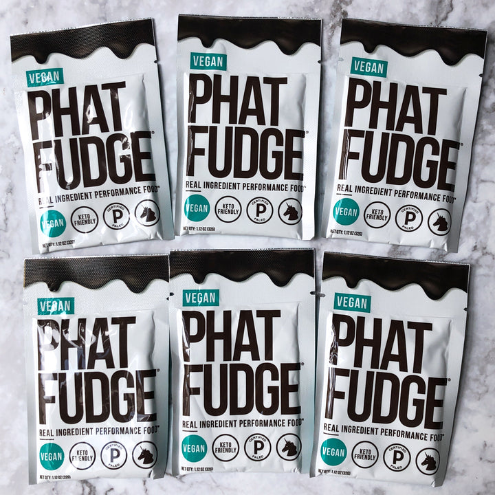Phat Fudge, Spicy Vegan, Dairy-Free (6 single-serving packet, add-on)