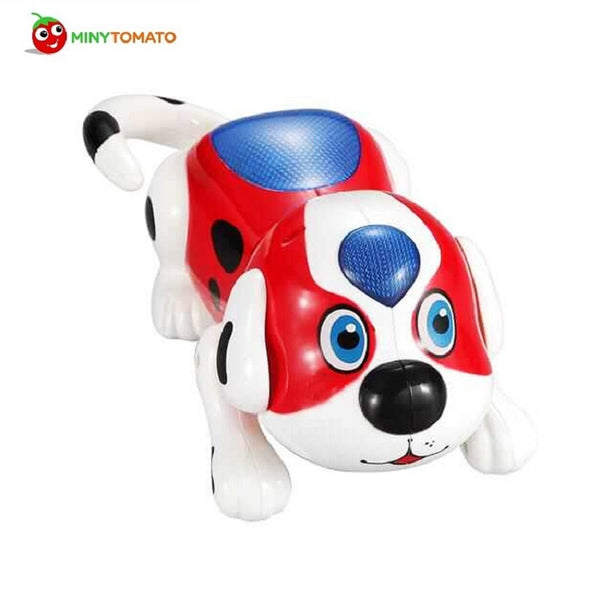 c82bb3cc4 Free shipping Playful Electronic Pet Interactive Dog Electric Dog Toy Music Lights  Baby Toy Best Gift