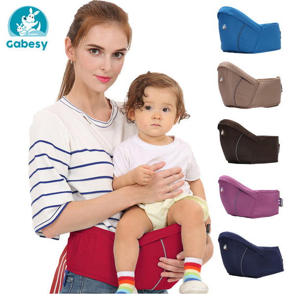 1ff8951bbd3 Baby Carrier For Newborn Waist Stool Kangaroo Suspenders Multifunction Infant  Hipseat Baby Sling Hold Backpack Kids