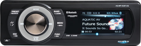 Bluetooth Usb-mp3 Radio Sirius-xm Ready