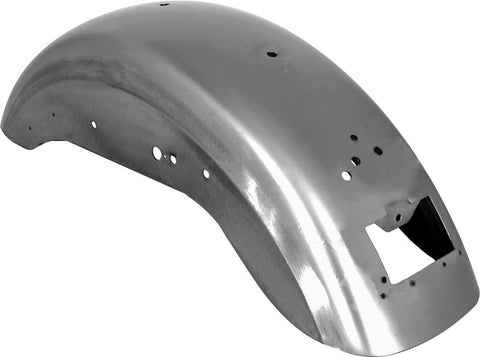 "Bobbed Rear Fender Raw 04-up Models 8.00"" Wide"
