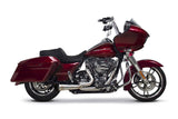 Two Brothers Harley Davidson Touring Shorty 2-1 Full System (2009-19)