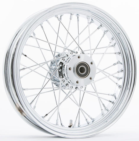 "Rear 40 Spoke Wheel 18""x3.5"""