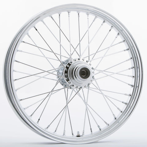 "Front 40 Spoke Wheel Single Disc 21""x2.15"""