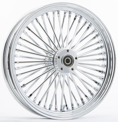 "Front 48 Spoke Wheel Dual Disc 16""x3.5"""