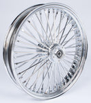 "Front 48 Spoke Wheel Dual Disc 21""x3.5"""