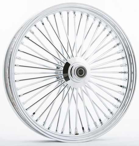 "Front 48 Spoke Wheel Single Disc 23""x3.5"""