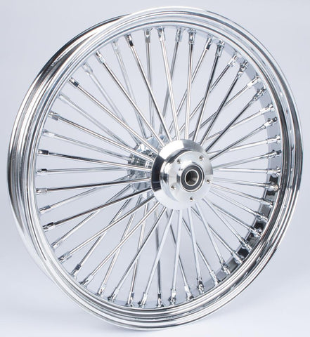 "Front 48 Spoke Wheel Dual Disc 23""x3.5"""