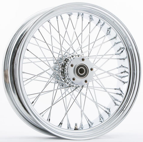 "Rear 60 Spoke Wheel 18""x3.5"""