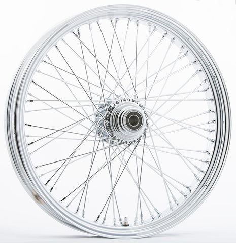 "Front 60 Spoke Wheel Single Disc 23""x3.5"""