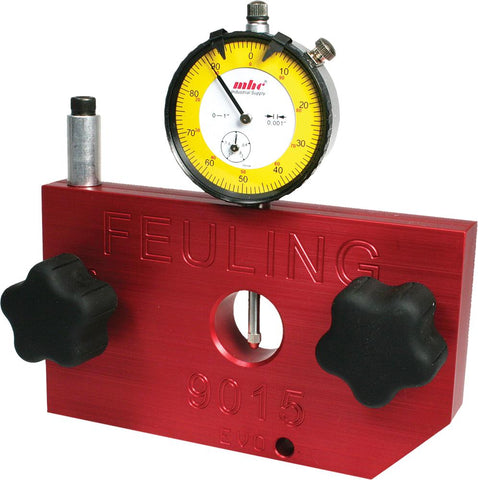 Feuling Crankshaft Tool Runout & Gear Drive Backlash