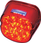Laydown Led Taillight Red Lens