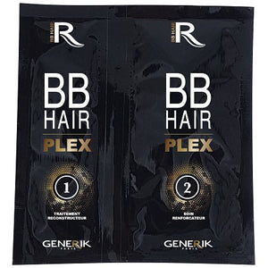 BB Hair Plex 1 + 2 - 7ml + 15ml