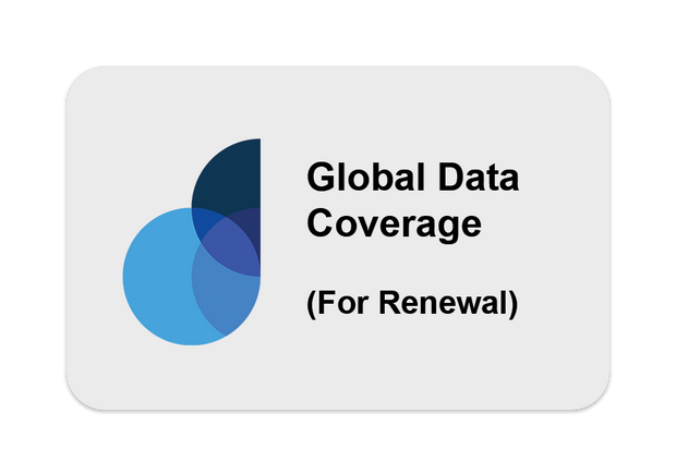 Global Data Coverage Plan (For Renewal)