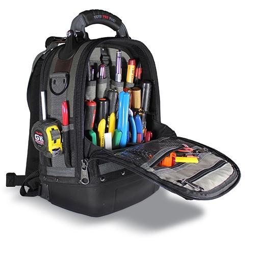 Veto Tech-Pac-MC Compact Full Featured Service Tech Tool Backpack