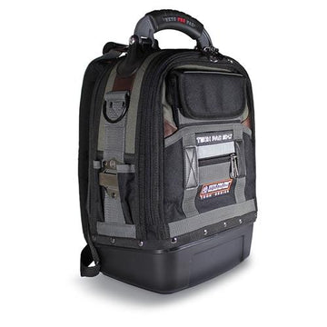 Veto Tech-Pac-MC-LT Compact Full Featured Service Tech Laptop And Tool Backpack