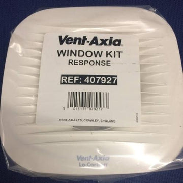 Vent Axia Lo-Carbon Response Window Kit