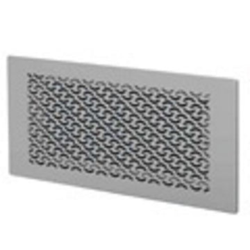 Airflex Pro Brushed Stainless Steel Wavy Grille