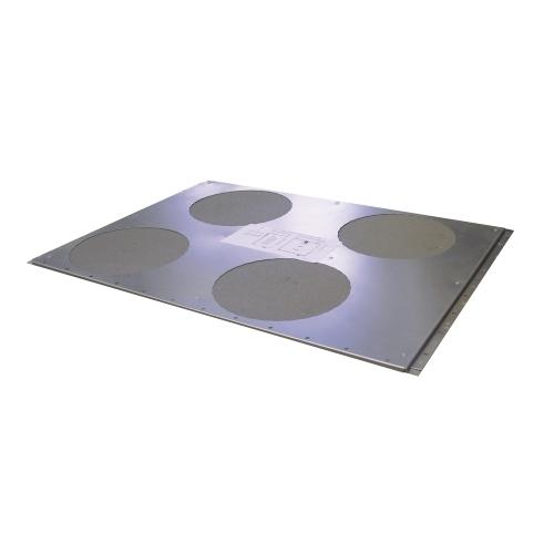 Airflow Attic Roof Penetration Plate for DV145