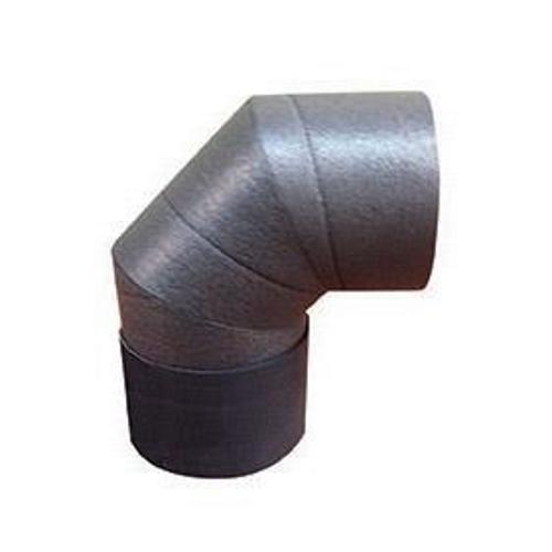 Airflex ISO Pipe 125mm Diameter 90 Degree Bend