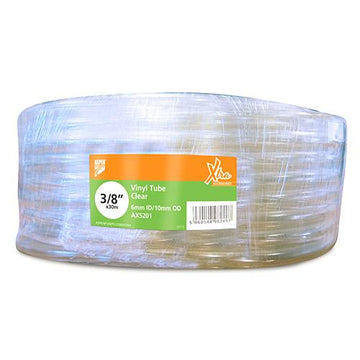 "Vinyl Tube Braided 1-2"" x 30m"