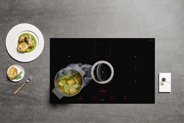 NikolaTesla Switch Combination Hob and Extractor