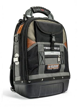Veto Pro Pac Tech-Pac LT The Ultimate Laptop Backpack Tool Bag