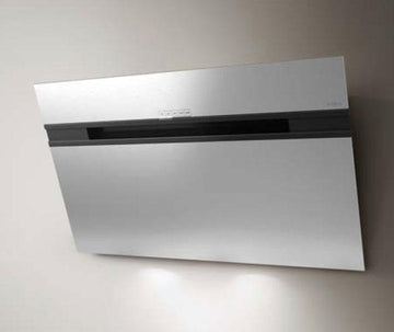 Cooker Hood with Chimney Kit Elica Ascent Stainless Steel