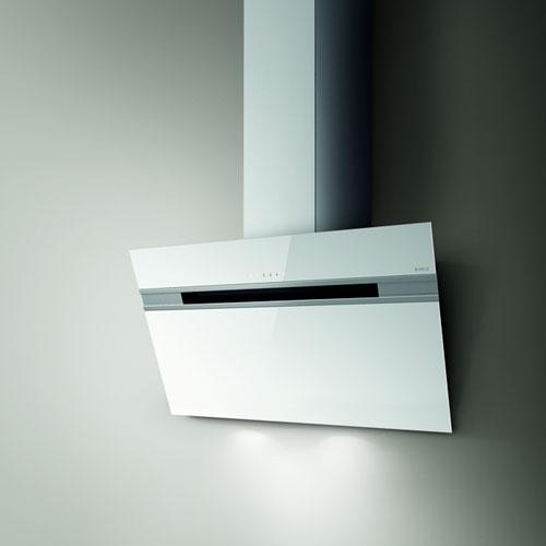 Elica Ascent Cooker Hood with Chimney Kit