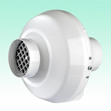 200MM IN-LINE CENTRIFUGAL FAN