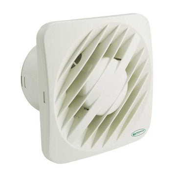 Greenwood AXSKMA Select Kitchen Extractor Fan with Pull Cord, Humidistat & Timer